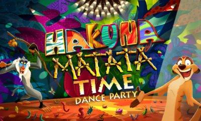 Move it, Shake it Or Hakuna Matata in Magic Kingdom 2019